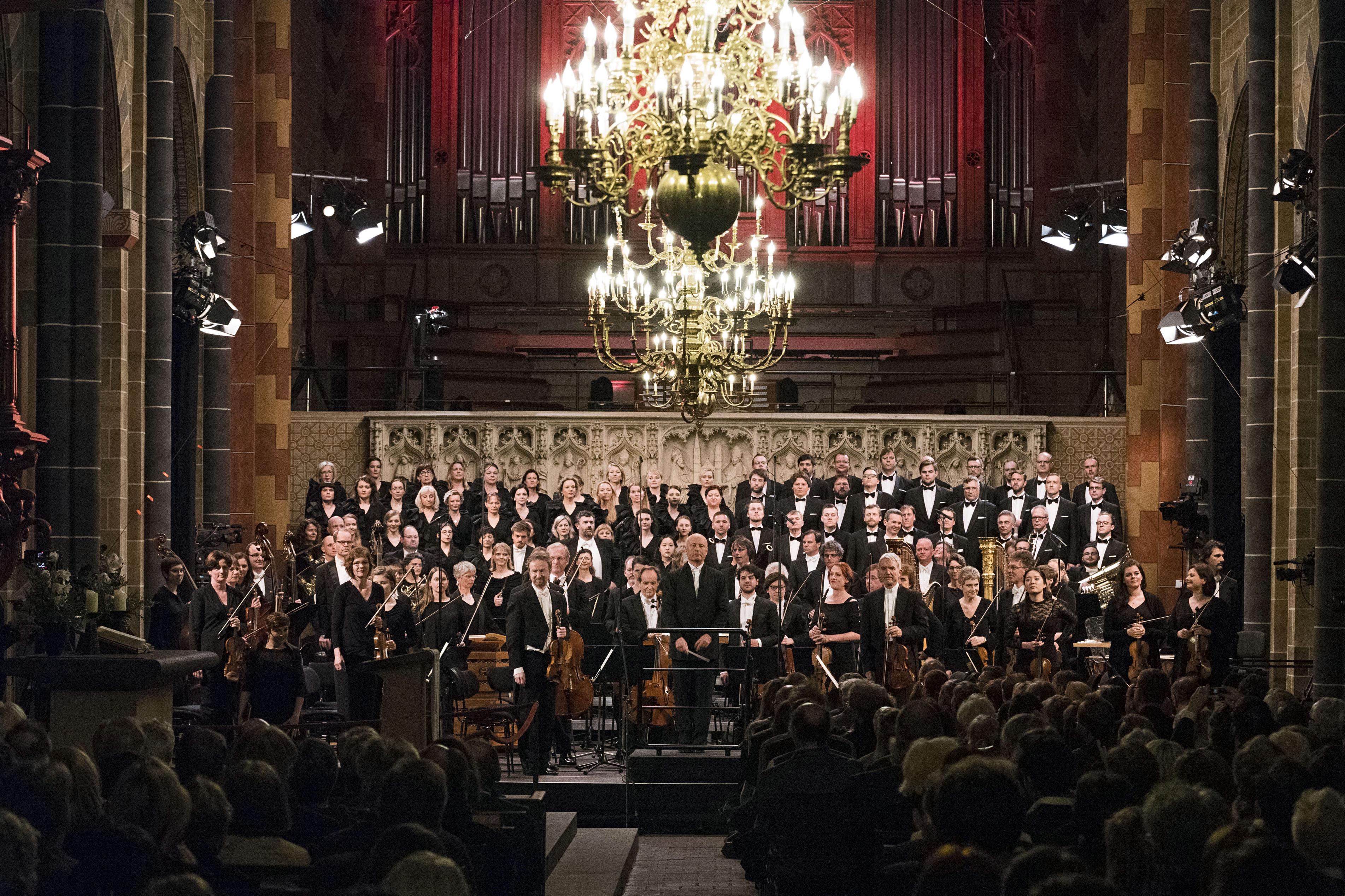 Brahms Requiem - Bremen