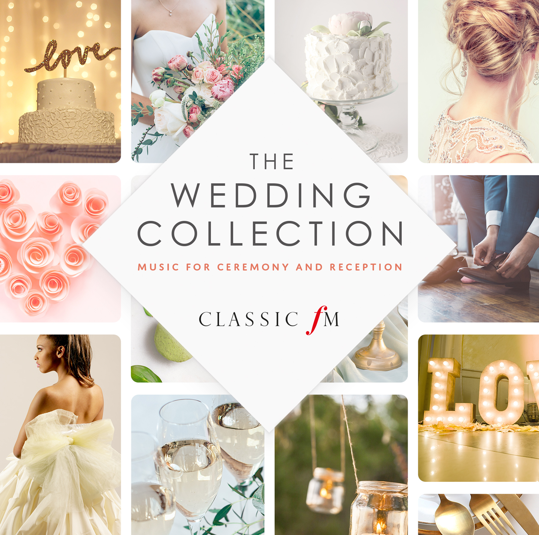 classic fm the wedding collection