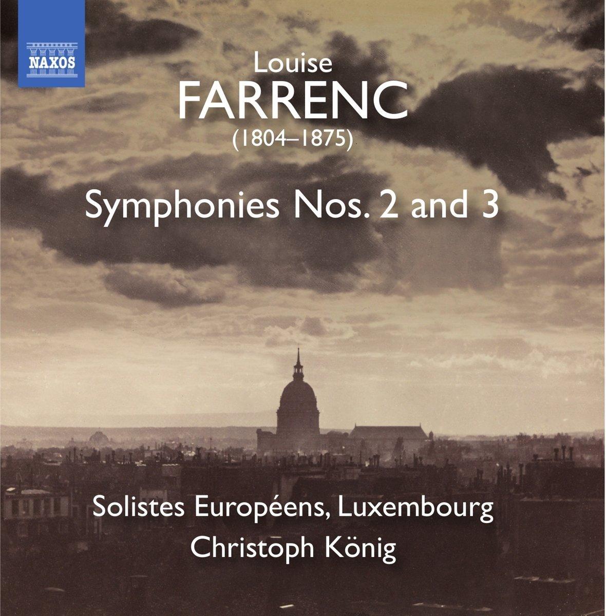 farrenc symphonies naxos