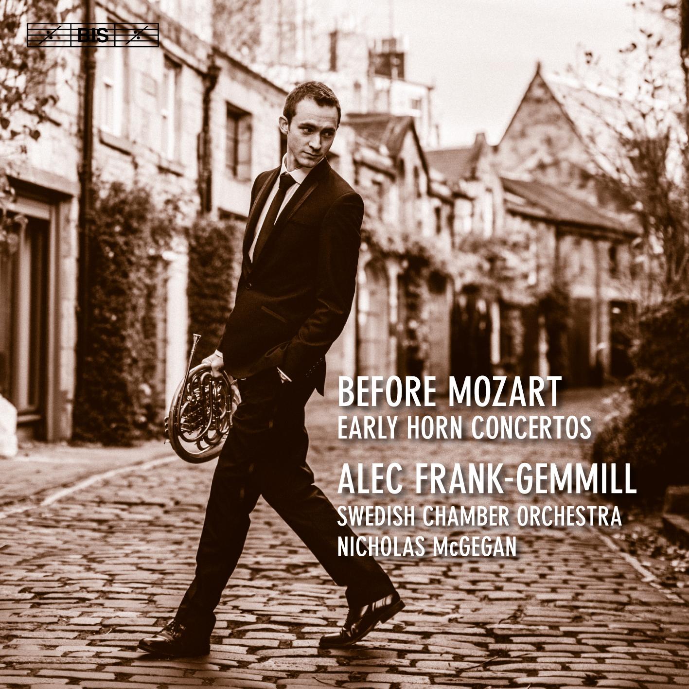 alec frank gemmill early horn concertos mozart
