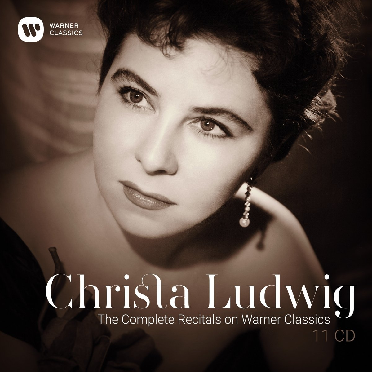 Christa Ludwig - The Complete Recitals on Warner C