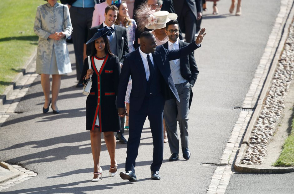 The Royal Wedding of Prince Harry and Meghan Markl