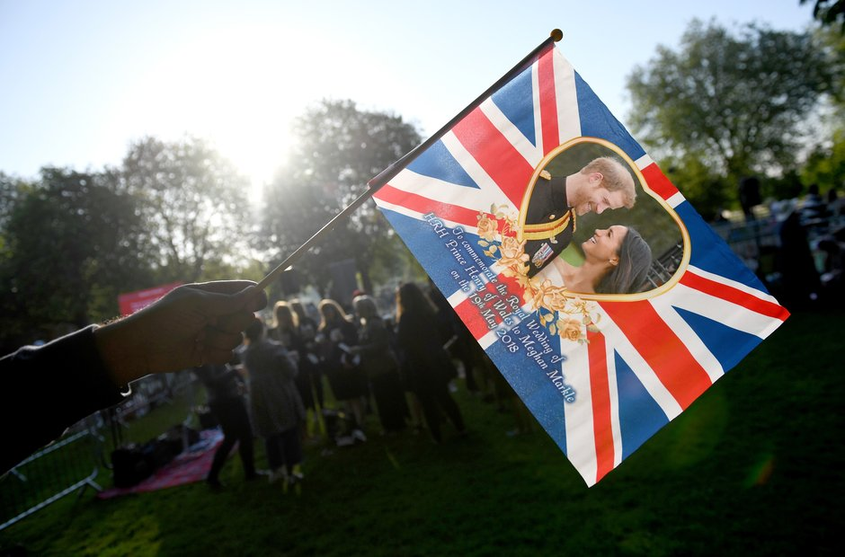The Royal Wedding of Prince Harry and Meghan Markl