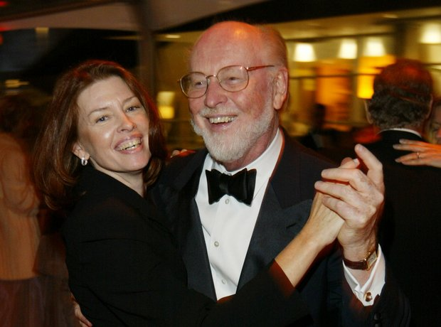 John Williams and Samantha Winslow