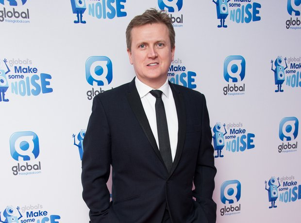 Aled Jones at Global's Make Some Noise