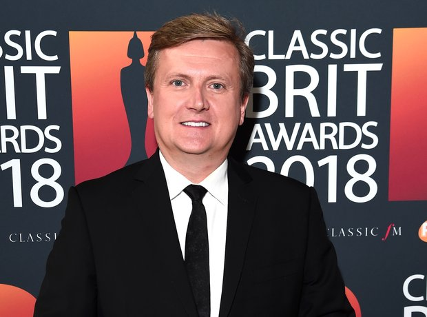 Aled Jones at the Classic BRIT Awards
