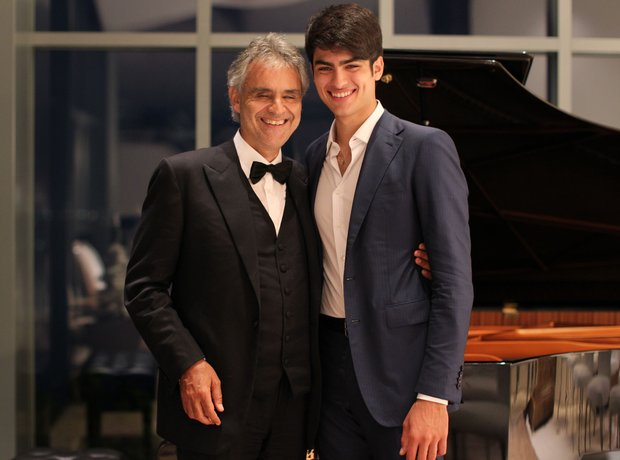 Andrea Bocelli Wife Songs Net Worth And Everything You Need To