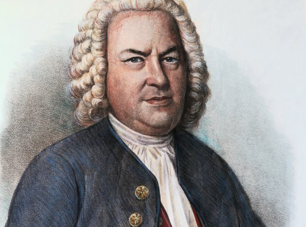 JS Bach compositions