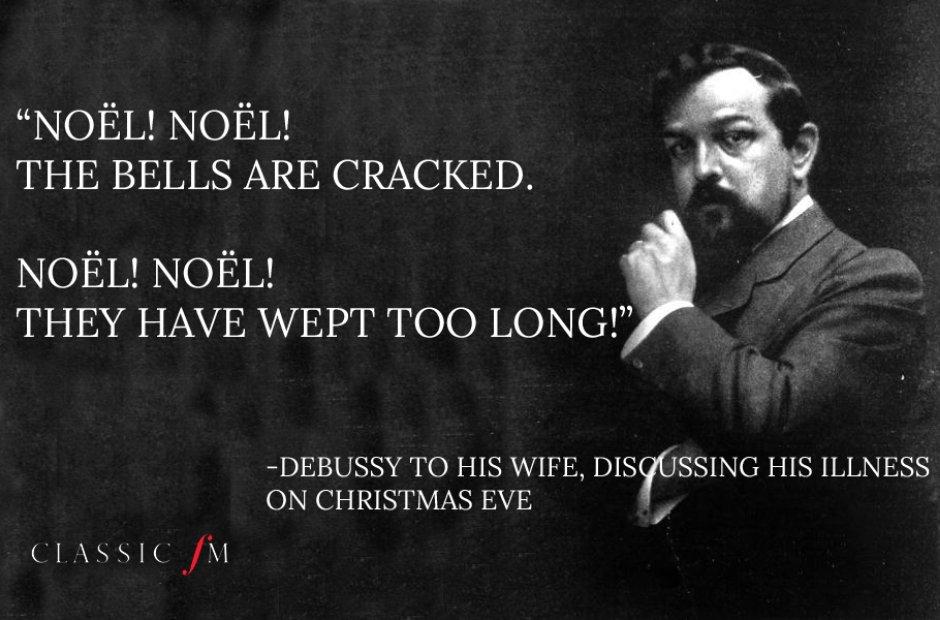 Debussy composer letter