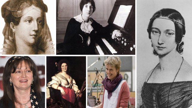 The great women composers - Classic FM