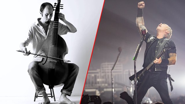 Metallica's 'One' on viola da gamba sounds absolutely phenomenal