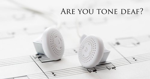 Are you tone deaf? Take our test and put your mind at rest - Classic FM