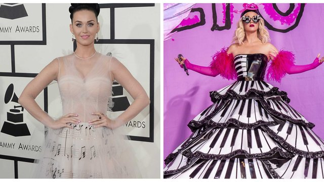 These Katy Perry music dresses will make you re-evaluate your entire wardrobe