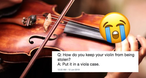 The 10 worst things about being a viola player - Classic FM