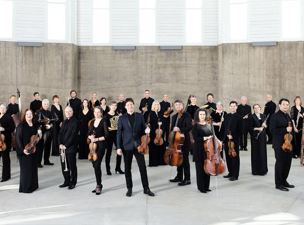 The Academy of St. Martin with Joshua Bell