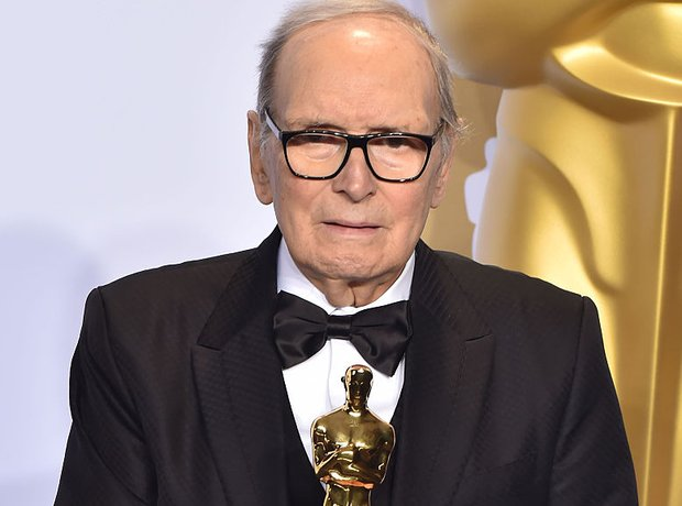 Ennio Morricone at the Academy Awards 2016