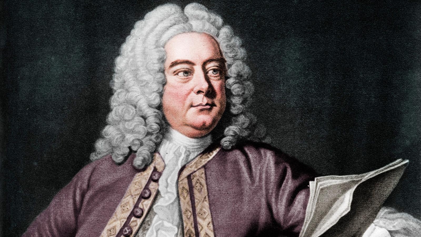 Handel composer