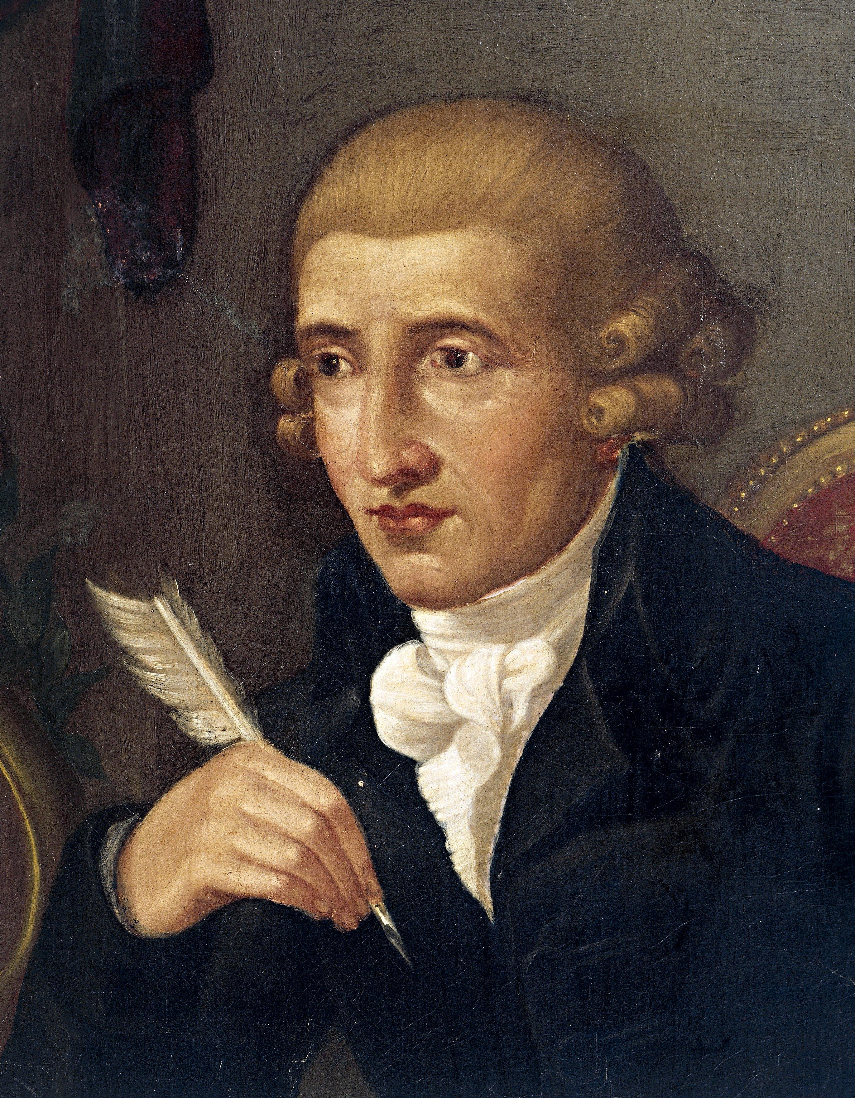 Joseph Haydn composed the German national anthem