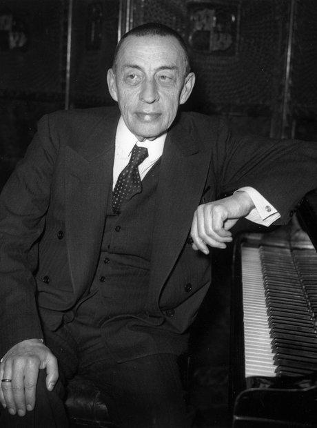Sergei Rachmaninov